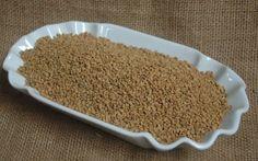 DER BOCKSHORNKLEE (TRIGONELLA FOENUM-GRAECUM) #Bockshornklee- #Tee unterstützt die Verdauung, ist leicht abführend und hilft den Körper zu entgiften. http://www.kraeutergarten-magazin.de/pflanzen/der-bockshornklee-trigonella-foenum-graecum/