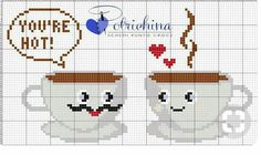 This Pin was discovered by Фёд Cross Stitching, Cross Stitch Embroidery, Cross Stitch Designs, Cross Stitch Patterns, Cross Stitch Kitchen, Silk Ribbon Embroidery, Christmas Cross, Needlepoint, Needlework