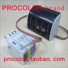 PROCOLOR LC73/LC77/LC1240/LC1280/LC75/LC79/LC400/LC450 CISS for BROTHER LC17 MFC-J5910CDW MFC-J6510DW MFC-J6710CDW MFC-J6910CDW