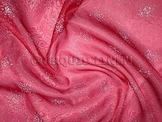 Pearl Organza Tablecloth - Burgundy