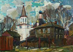 Pereslavl. Restless Day