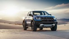 Ford Ranger Raptor 2018