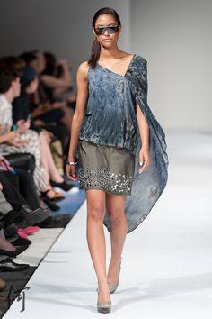 Krystal Kennedy for Du Larée by Andy Jones Photographer Michael Ho  #Fashion #WEK2013