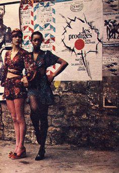 Design is fine. History is mine. — Daily Telegraph Magazine, fashion editorial...