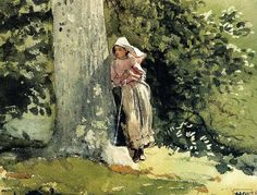 Winslow Homer                                                                                                                                                     More