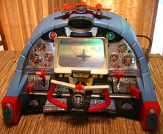 Aircraft game toy video games