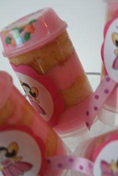 Cake push pops!