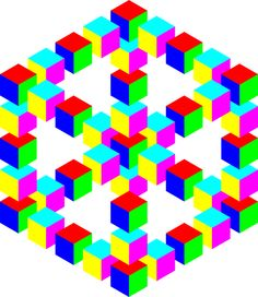 Optische Täuschung, Täuschung, 3D - Kostenloses Bild - 154118