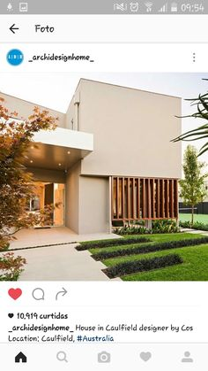 50 best Arquitetura - casas e fachadas images on Pinterest ... Ultimate Modern Green Home Designs Html on ultimate bathroom designs, white home designs, ultimate basement designs,