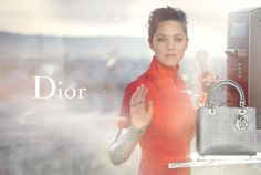 Marion Cotillard for Dior 2015