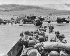 1940s- D Day -June 6,1944- was the allied invasion of Normandy in Operation Overlord during WWII, which resulted in the Western Europe from Nazi Germany's control.