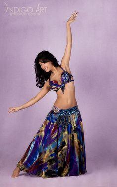 Ameera, again wearing a Bella.