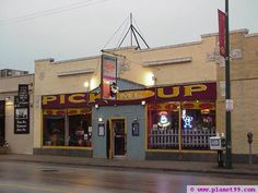 Pick Me Up Cafe, Chicago - you took me here, when we first started dating.  Remember?  I'll never forget it. :) xo