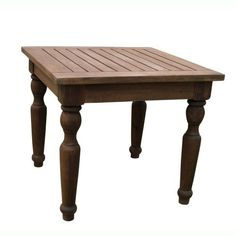 VIFAH V516 Outdoor Wood Square Table from Gifts for You 'n Me.com, http://www.amazon.com/gp/product/B004BKJ6ZU?ie=UTF8=A1419KZRNP4OQB=Gifts%20for%20You%20%27n%20Me #homedecor