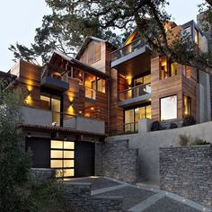 Hillside House U2013 A Contemporary Home In The Hills Designed By SB Architects