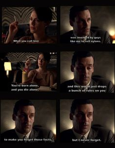 Mad Men, Don Draper