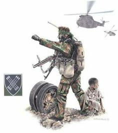 Military Art, Military History, Defence Force, Tactical Survival, My Land, Special Forces, South Africa, Army, African