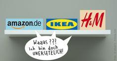 Amazon, Ikea und H&M sind unersetzlich? Falsch. Diese Online-Shops sind…