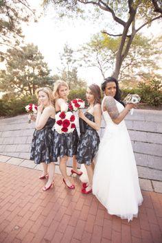 Photo by Shinano. #TheMaids #Bridesmaids #WeddingPhotographersMinnesota