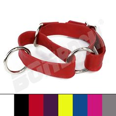 BONBDSM asphyxiation bondage choke collar is such a powerful training tool! The collar wraps against the throat with the slightest pull, and very quickly the breath is restricted. This collar gives a great sexual arousing with every pull of the ring.      WARNING! BREATH CONTROL PLAY IS DANGEROUS AND CAN CAUSE INJURY AND EVEN DEATH. PLAY RESPONSIBLY!      Features:  1) Ideal to control and train!!!  2) All studs are covered by leather to protect your skin.  3) Premium O rings and fittings…