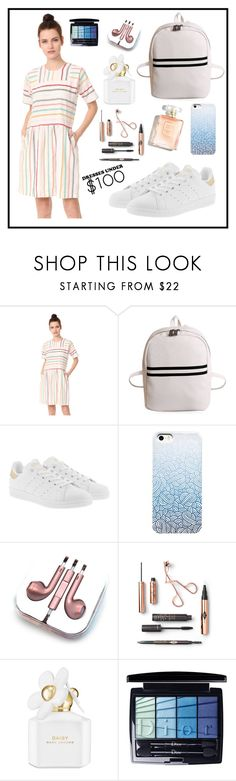 """Untitled #142"" by lena-soya ❤ liked on Polyvore featuring ace & jig, adidas Originals, PhunkeeTree, Marc Jacobs and Christian Dior"