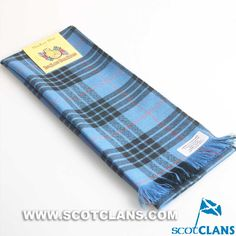 Clan MacKay Blue Tar