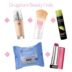 Drugstore Beauty Finds – Top 5 Picks for January 2013