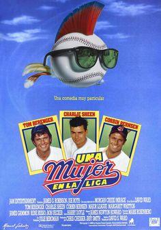 1989 - Una mujer en la liga - Major League - tt0097815