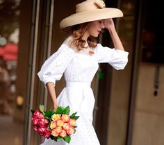 DETAILS WE LOVE_Vol.33: Ψάθινο Καπέλο!
