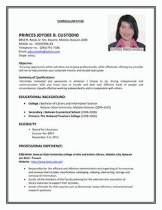 resume sample first job sample resumes - How To Make A Resume For First Job