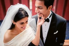 Asin and Rahul Sharma  both of them are so cute