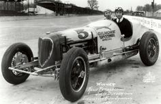 Indy 500 winner 1935: Kelly Petillo  Starting Position: 22  Race Time: 4:42:22.710  Chassis/engine: Wetteroth/Offy