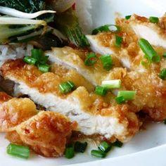 Lemon Chicken Asian Style