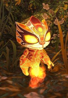 Pandaren Fire Spirit | Pandaren Fire Spirit - Item - World of Warcraft