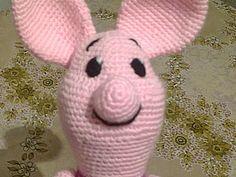 Пятачок, вязаный крючком - Ярмарка Мастеров - ручная работа, handmade