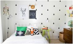 chasing sunshine - live.create.eat: LITTLE SPACES: JACK'S ROOM