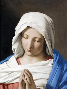 "Mary, Mother of God and Our Mother- ""...as our mother, Mary is our loving Mediatrix with God and it is said that Jesus cannot refuse anything His Mother asks of Him...Despite how unworthy we might feel...we rest assured of Our Lady's steadfast love for us...."" - Carmelite Sisters, spiritualdirection.com"
