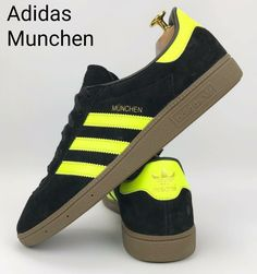 wholesale dealer b165c 10949 Adidas Munchen - adidas released a whole host of colourways in