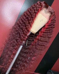 Black Girl Braided Hairstyles, Baddie Hairstyles, Weave Hairstyles, Pretty Hairstyles, Afro, Human Hair Lace Wigs, Aesthetic Hair, Gorgeous Hair, Love Hair