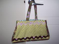 The Citrus Bag.  Pattern $15.95