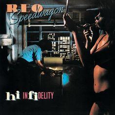 Billboard 1981 Year end album chart #1 Hi Infidelity - Reo Speedwagon -