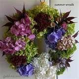 Summer Wreaths - Hydrangeas@lori Albertson