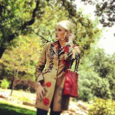 Sophisticated cowgirl - @nationalcowboymuseum- #webstagram