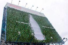 Coca-Cola / WWF: Plant Billboard