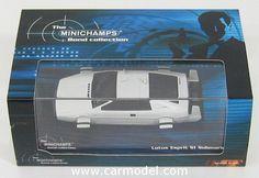 MINICHAMPS 400135270 1/43 LOTUS ESPRIT S1 SUBMARINE - 007 JAMES BOND