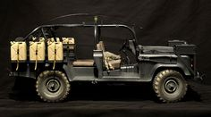 Dream Power US Army 75th Ranger Regiment Special Operations Vehicle (RSOV) - 004