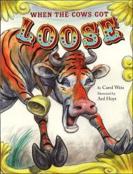 While the title character daydreams her cows get loose and a funny story with great pictures begins.