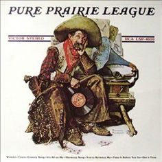 "Pure Prairie League ""Pure Prairie League"" 1972"