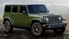 BmotorWeb: Jeep lança edição comemorativa de 75 anos nos Estados Unidos