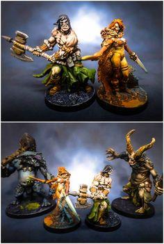 Shadow Barbarians Massive Darkness